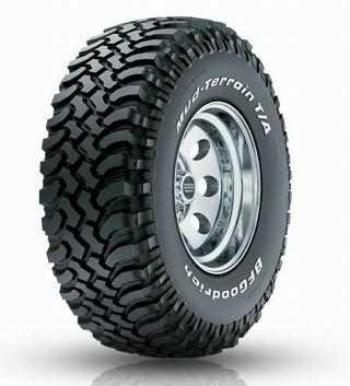 Шины BF Goodrich MT KM2 305/70 R16